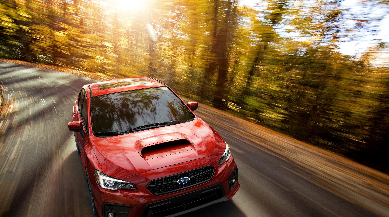 Subaru WRX owners have the most speeding tickets, Insurify study says