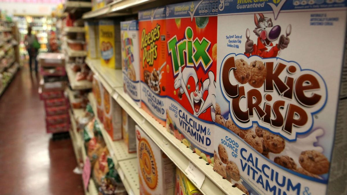 These are 34 breakfast cereals no longer on supermarket shelves