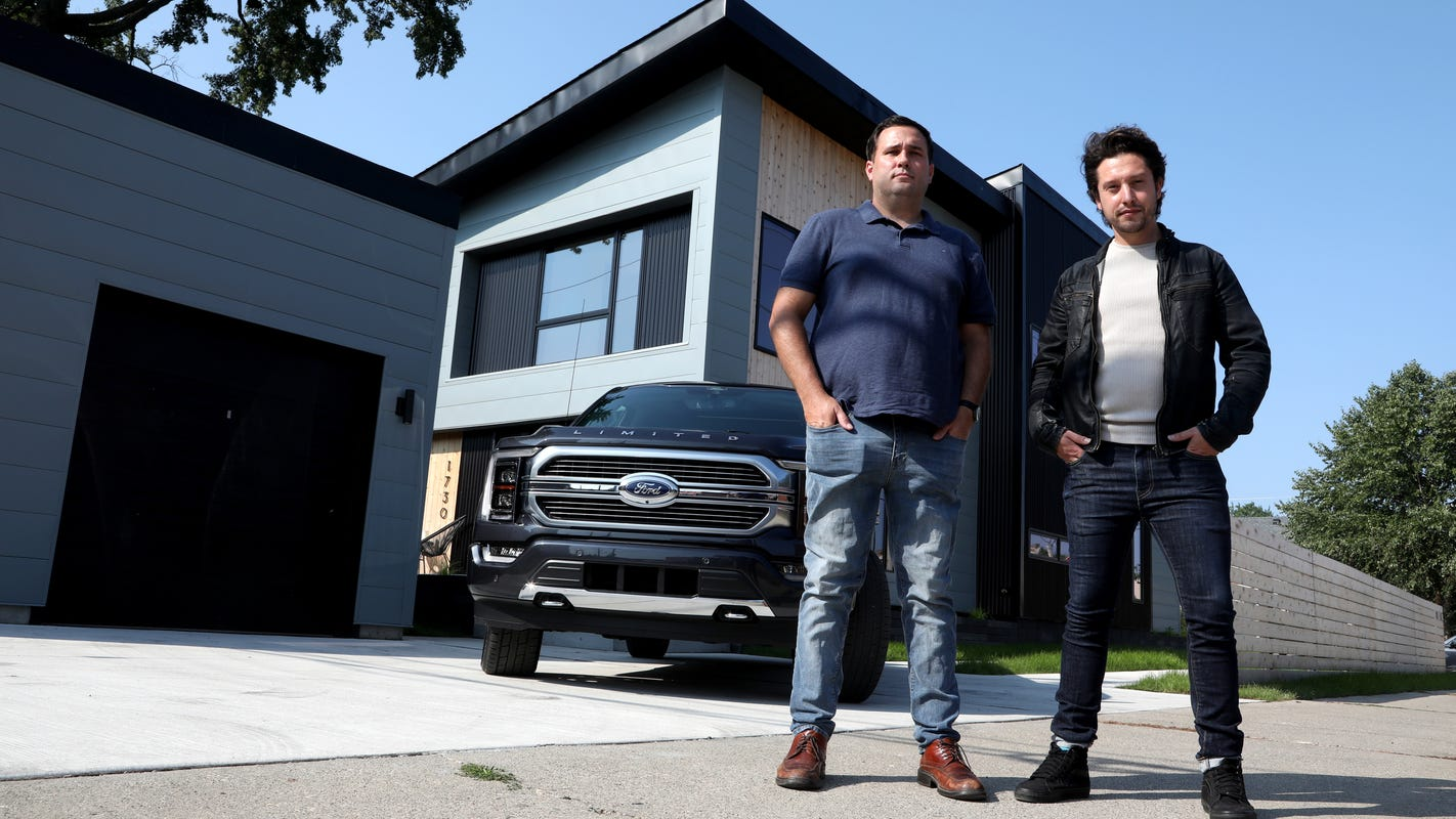 Top Ford designers behind 2021 F-150 reveal behind-the-scenes stories