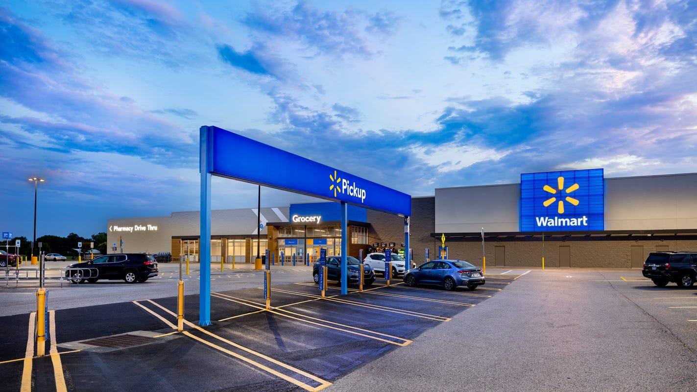 Walmart store design to create 'seamless' omni shopping experience