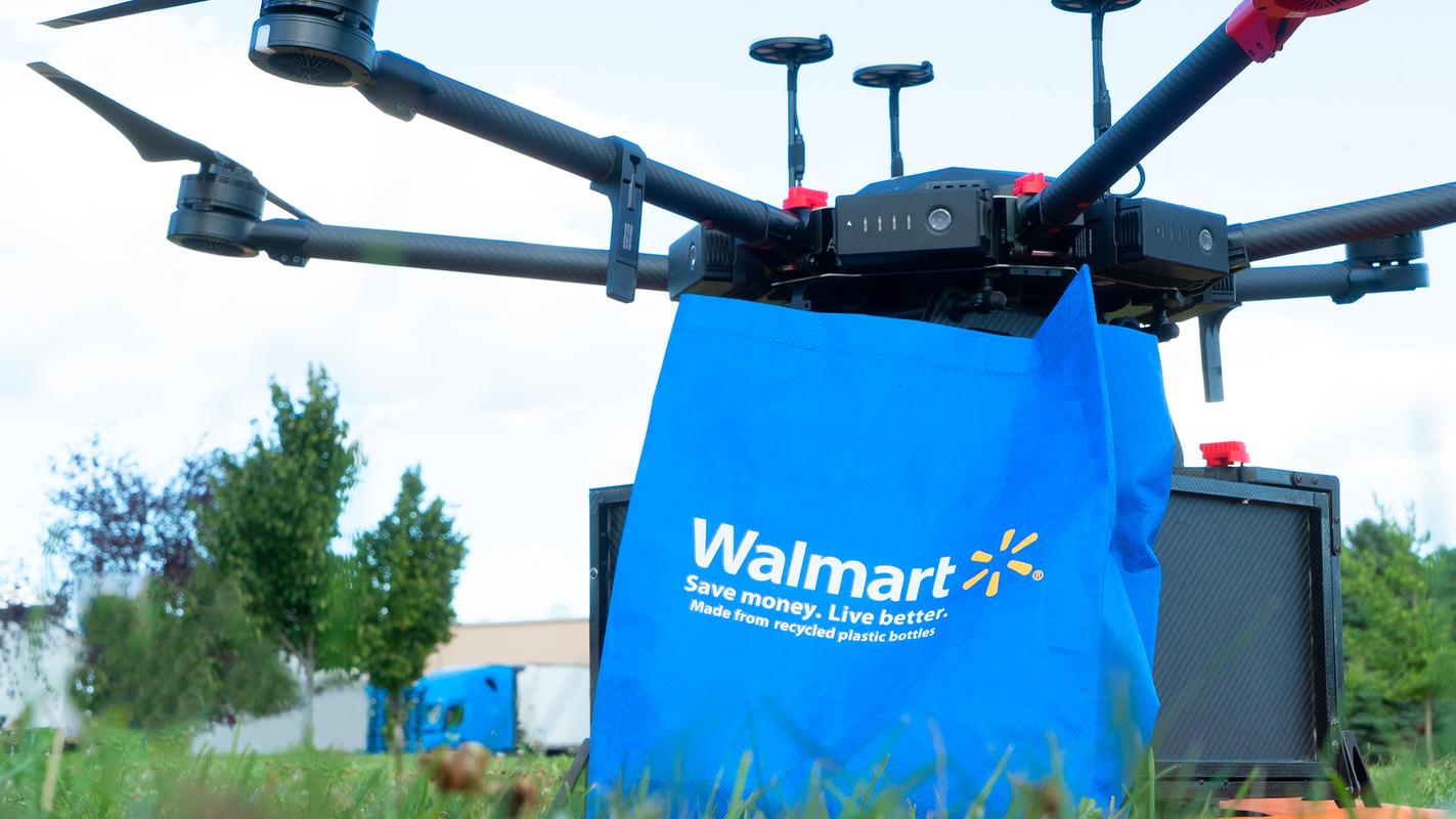 Walmart testing on-demand delivery in North Carolina