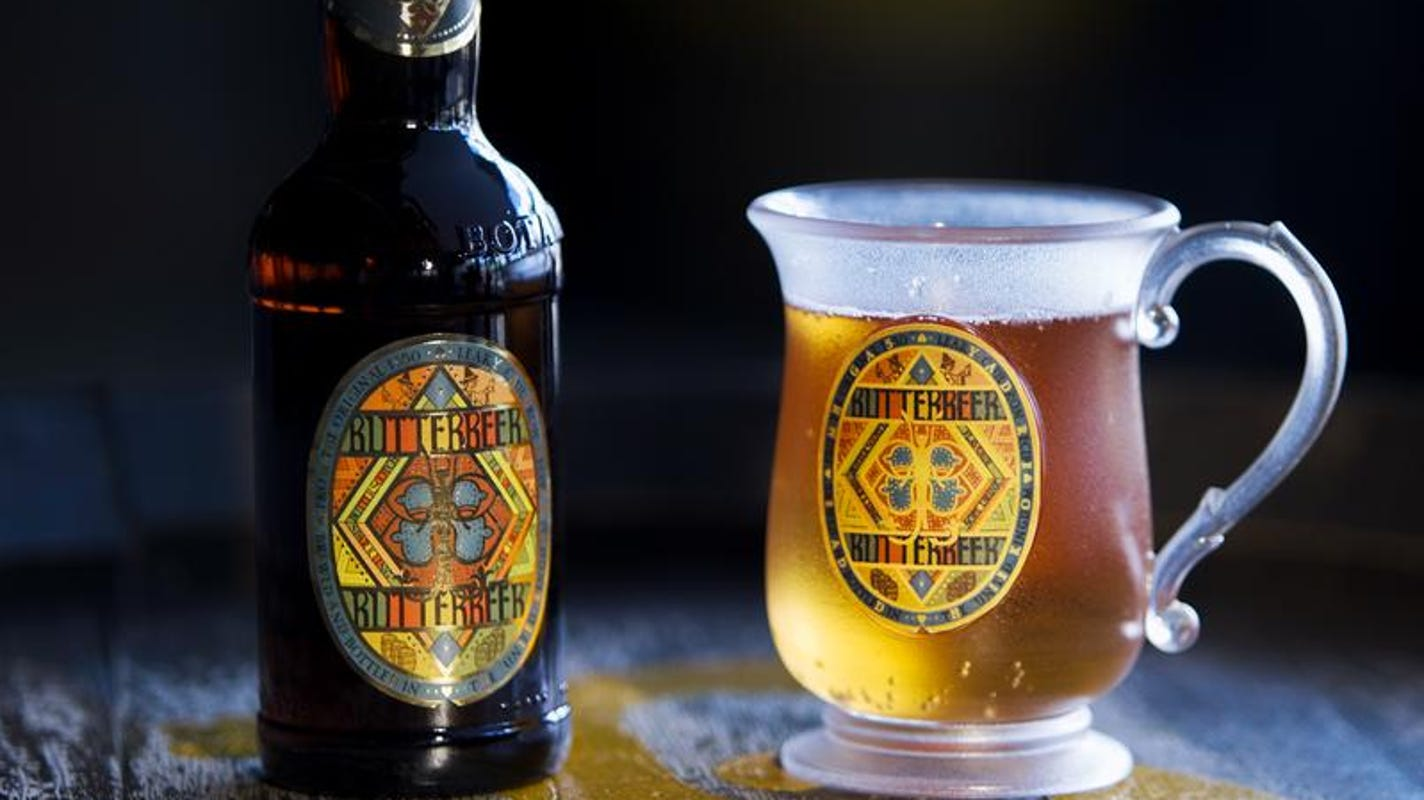 Warner Bros. is now selling bottled Butterbeer. But Harry Potter fans in the US may be out of luck