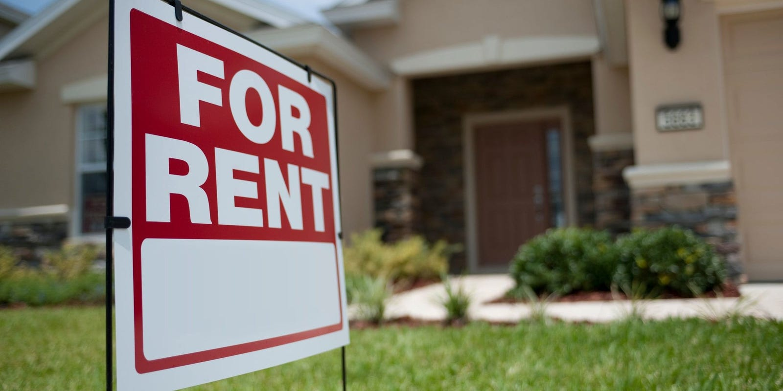 Where rents are rising and falling the most in big cities