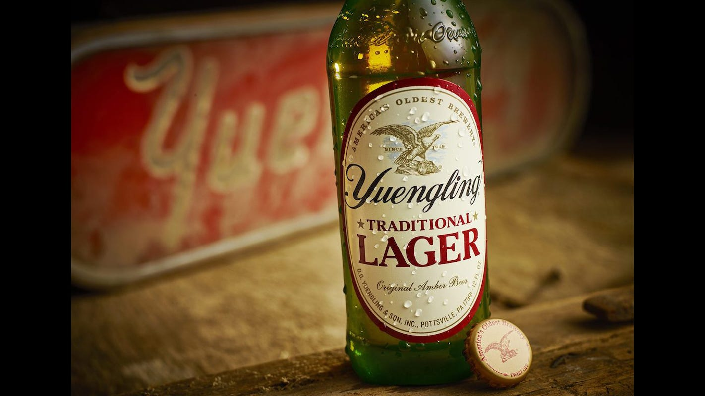 Yuengling forms partnership with Molson Coors to expand beer sales west
